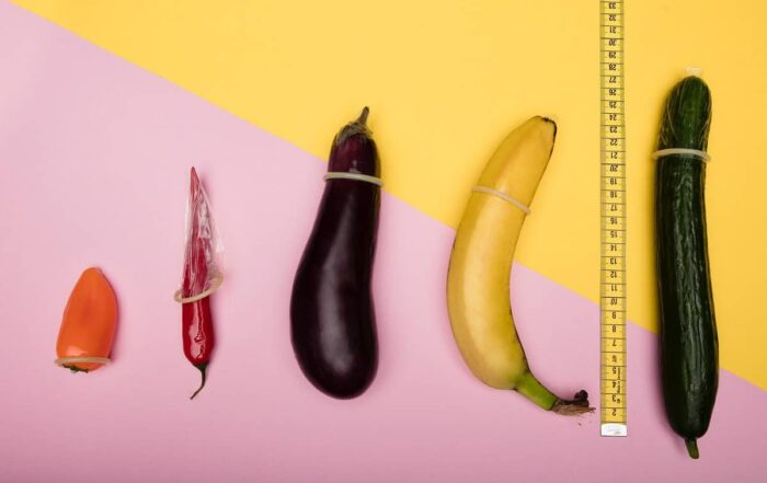 Food helps to increase penis size